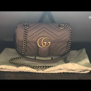 Gucci Marmont mini bag